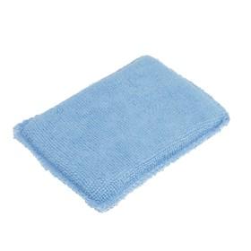Губка для мытья автомобиля TORSO 9х13 см, двухсторонняя Ош