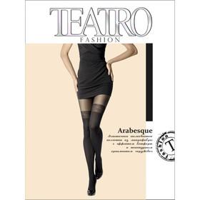 Колготки женские Arabesgu Fashion, цвет чёрный (nero), размер 2