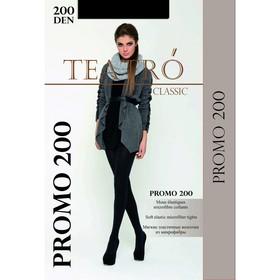 Колготки женские Promo 200, цвет чёрный (nero), размер 2