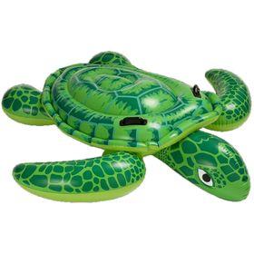 Игрушка для плавания «Черепаха», с ручками, 150 х 127 см, от 3 лет, 57524NP INTEX Ош