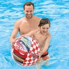 Мяч пляжный «Тачки», d=61 см, от 3 лет, 58053NP INTEX - Фото 2