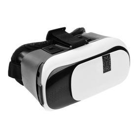 3D очки Smarterra VR3, для смартфонов, черно-белые Ош
