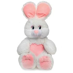 Мягкая игрушка «Заяц Ляля», 55 см, цвета МИКС