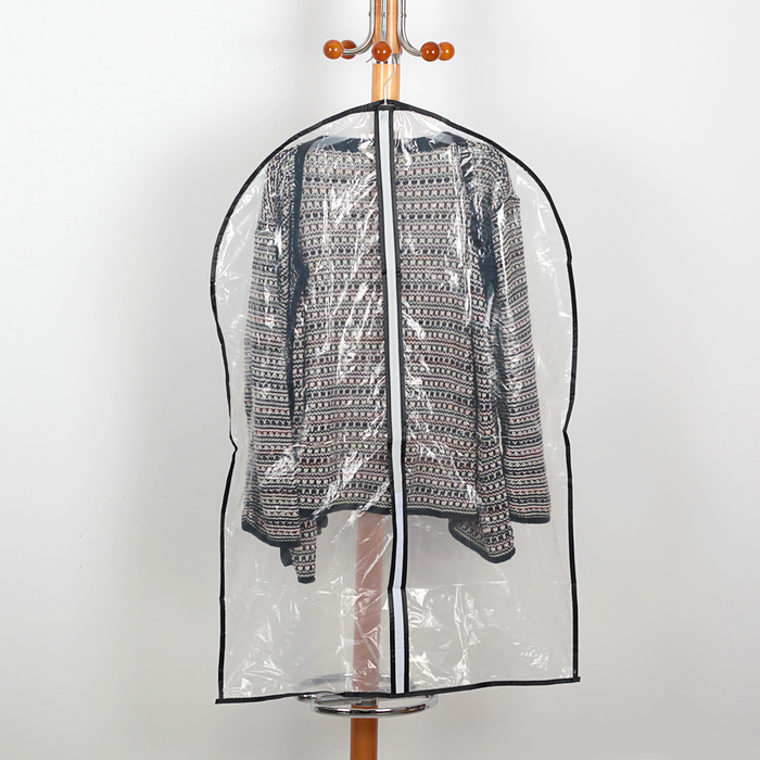 Чехол для одежды 6095 см, PE, прозрачный
