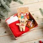 Набор свеча с игрушкой «Новогодних чудес»