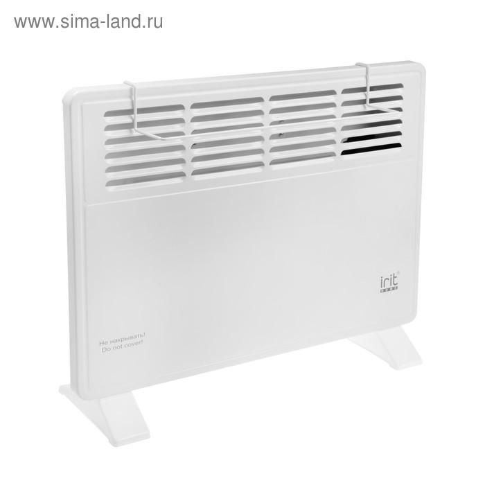 Конвектор Irit IR-6207, 800/1600 Вт, белый