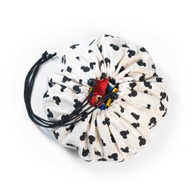 Мини-мешок для хранения игрушек и игровой коврик 2 в 1 Play&Go Disney Mini Mickey