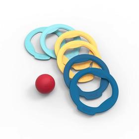 Игровой набор Quut Ringo, 6 колец