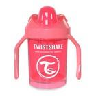 Поильник Twistshake Mini Cup Dreamcatcher, цвет персиковый, от 4 месяцев, 230 мл