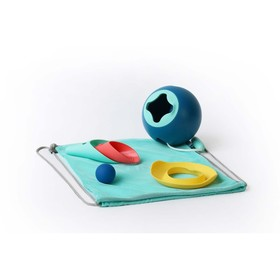 Набор для песочницы Quut Mini Ballo + Cuppi + Magic Shaper