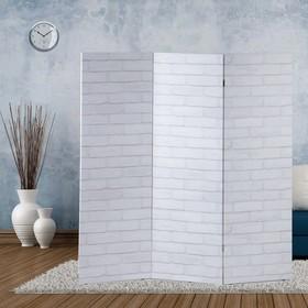 Ширма 'Кирпичная стена', 160 × 150 см Ош