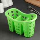 Сушилка для столовых приборов «Горка», цвет МИКС