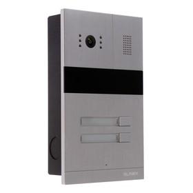 Вызывная панель видеодомофона SLINEX MA-02, двухабонентская, 138 градусов, 960 ТВЛ, ИК, NFC Ош