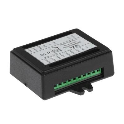 Разветвитель SLINEX VZ-20, для подключения двух вызывных панелей