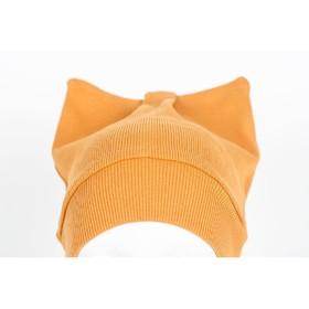 Шапка Кузя обхват 56-58 см, цвет оранжевый Ош