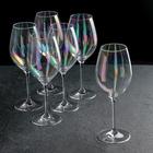 Набор бокалов для вина 470 мл Celebration, перламутр