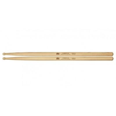 Барабанные палочки Meinl SB104-MEINL Standard Long 5B  деревянный наконечник, удлиненные - Фото 1