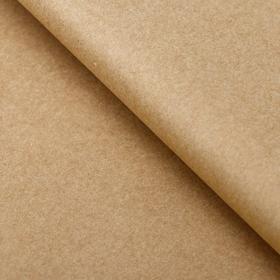 Бумага упаковочная тишью, бежевый, 50 х 66 см Ош