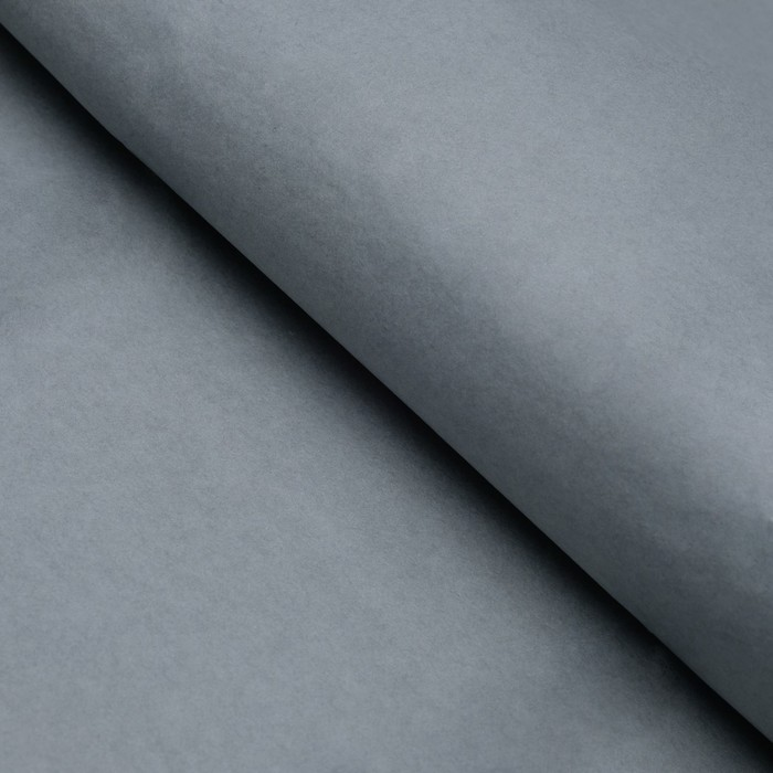 "Бумага тишью ""Серый асфальт"", 50 х 66 см"