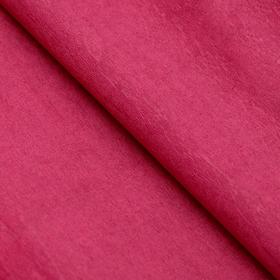 Бумага тишью, 50 х 200 см, гофрированная, бордовый Ош