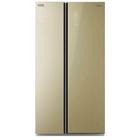 Холодильник Midea MRS518SNGBE, класс А+, Side by Side, 510 л,  Full No frost, бежевый