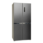 Холодильник HIBERG RFQ-490DX NFXq, класс А+, 440 л, Total No Frost, серебр.