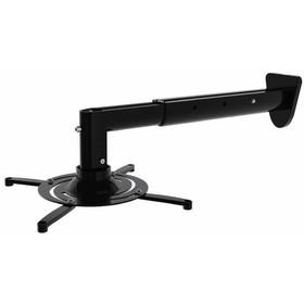 Кронштейн для проектора Cactus CS-VM-PR05BL-BK, настенный,потолочный,поворот-наклон,до 10 кг