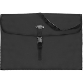 Сумка для планшета формата А2, 640 х 450 х 70 мм, цвет чёрный, Estado