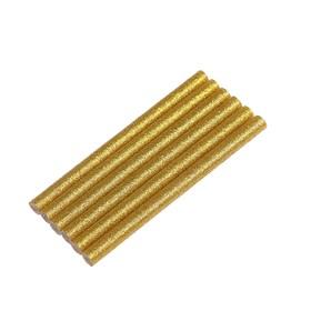 Стержни клеевые TOPEX 42E181, золотые с блестками, 8x100 мм , 6 шт. Ош