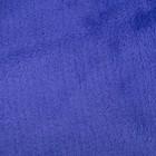 Плед с рукавами, цвет синий, 150х200 см, рукав — 27х52 см, аэрософт - Фото 3