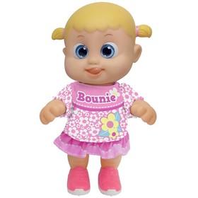 Кукла Bouncin' Babies «Бони», шагающая, 16 см