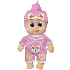 Кукла Bouncin' Babies «Бони», пьет и писает, 16 см