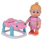 Кукла Bouncin' Babies «Бони», с машиной, 16 см