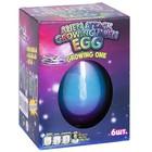 Игрушка «Яйцо с инопланетянином», растущим в воде, большое, МИКС