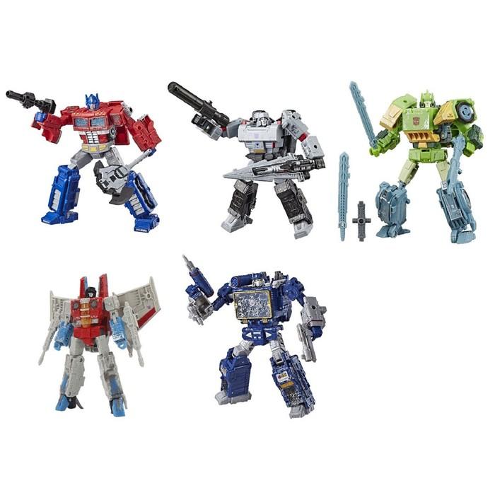 Игрушка Transformers «Класс вояджеры», МИКС
