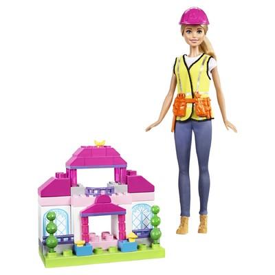 Игровой набор Barbie «Строитель» - Фото 1