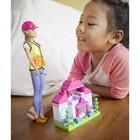 Игровой набор Barbie «Строитель» - Фото 3