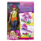 Игровой набор Barbie «Строитель» - Фото 4