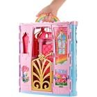 Игровой набор Barbie «Переносной радужный дворец», с куклой - Фото 11