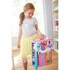 Игровой набор Barbie «Переносной радужный дворец», с куклой - Фото 12