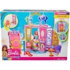 Игровой набор Barbie «Переносной радужный дворец», с куклой - Фото 13