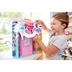 Игровой набор Barbie «Переносной радужный дворец», с куклой - Фото 3