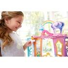 Игровой набор Barbie «Переносной радужный дворец», с куклой - Фото 4