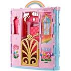 Игровой набор Barbie «Переносной радужный дворец», с куклой - Фото 5