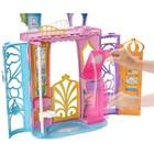 Игровой набор Barbie «Переносной радужный дворец», с куклой - Фото 7