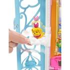 Игровой набор Barbie «Переносной радужный дворец», с куклой - Фото 10