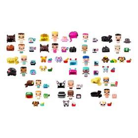 Игровой набор My Mini Mixiqe's, 3 фигурки, МИКС