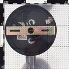 Светильник Робуста, 1x60Вт Е14 венге, белый - Фото 3