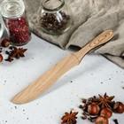 Ножик стандартный 22,5 х 3 см, массив дуба