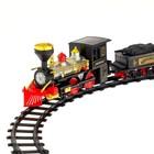 Железная дорога «Сказочный экспресс», эффект дыма - Фото 5